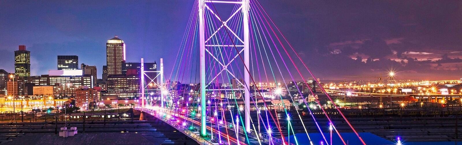 Visit Johannesburg. Fly SA Express