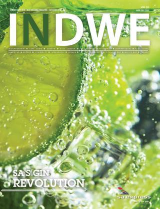 SA Express Indwe Magazine