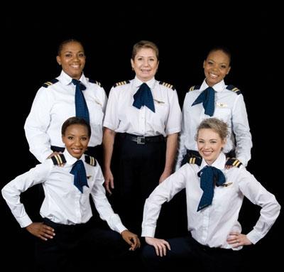 SA Express pilots
